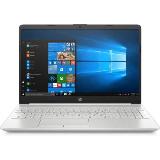 "PORTATIL HP 15-DW0009NS CORE I3-7020U 2,3GHZ/4GB DDR4/128GB SSD/15,6""/W10/PLATA"