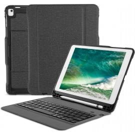 "Funda Teclado para iPad 9.7"" Negro"