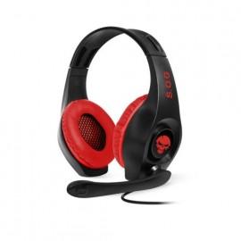 Auriculares Gaming Spirit of Gamer PRO-NH5/ Rojo
